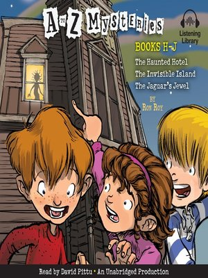cover image of A to Z Mysteries, Volume 3