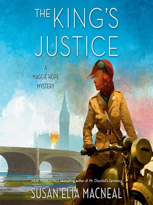 cover image of The King's Justice