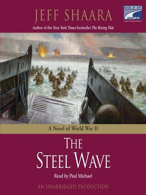 cover image of The Steel Wave