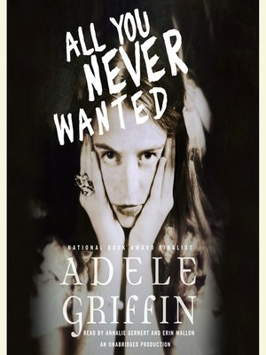 cover image of All You Never Wanted