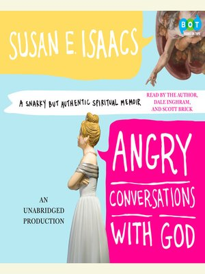 cover image of Angry Conversations with God