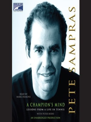 cover image of A Champion's Mind
