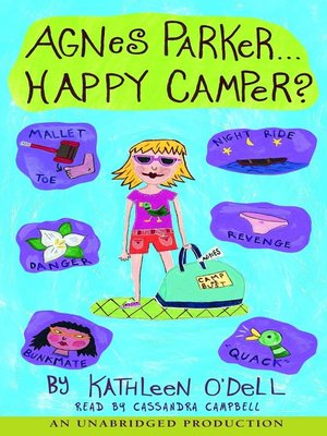 cover image of Agnes Parker...Happy Camper