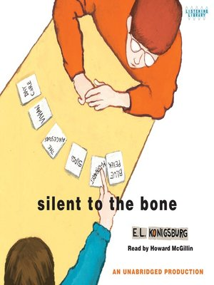cover image of Silent to the Bone
