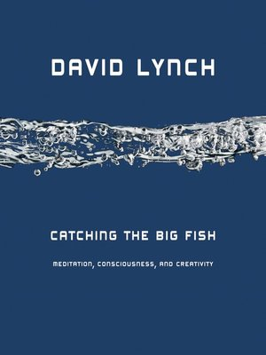 Catching the big fish by david lynch overdrive rakuten for David lynch catching the big fish