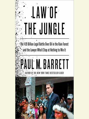 cover image of Law of the Jungle