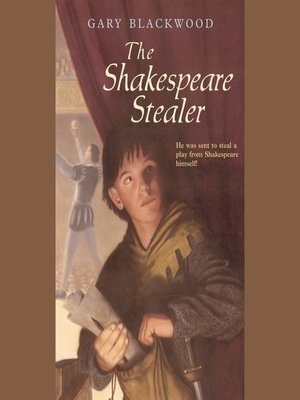 cover image of The Shakespeare Stealer