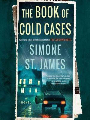 cover image of The Book of Cold Cases