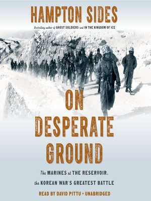 cover image of On Desperate Ground