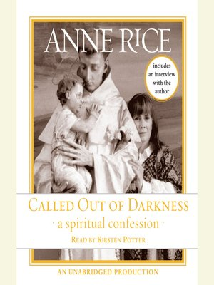 cover image of Called Out of Darkness