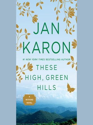 cover image of These High, Green Hills
