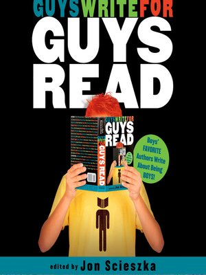 cover image of Guys Write for Guys Read