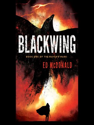 cover image of Blackwing