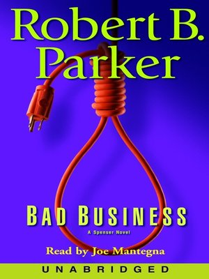 cover image of Bad Business