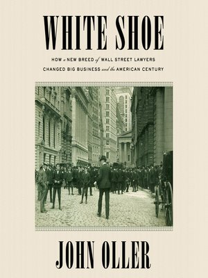 cover image of White Shoe