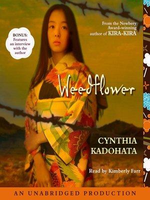 cover image of Weedflower