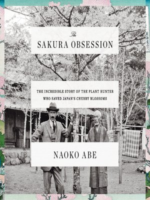 cover image of The Sakura Obsession