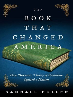 cover image of The Book That Changed America