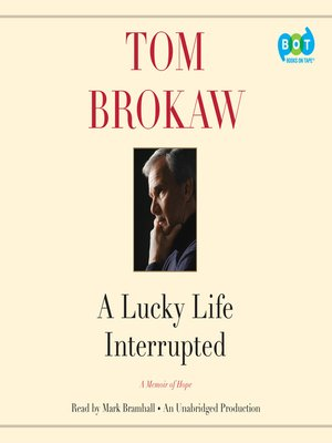 cover image of A Lucky Life Interrupted