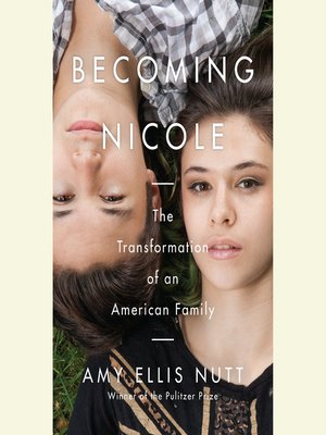 cover image of Becoming Nicole