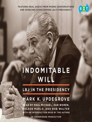 cover image of Indomitable Will