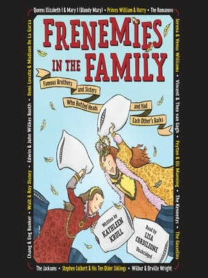 cover image of Frenemies in the Family