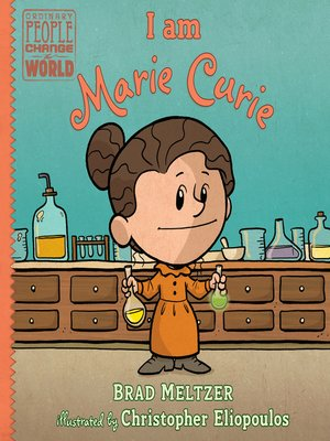 cover image of I Am Marie Curie