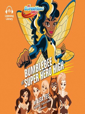 cover image of Bumblebee at Super Hero High