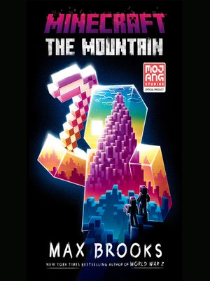 cover image of The Mountain: An Official Minecraft Novel