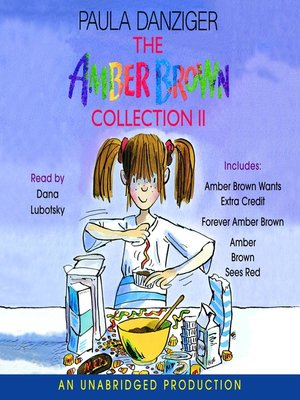 cover image of The Amber Brown Collection II