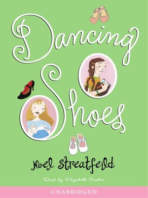 cover image of Dancing Shoes