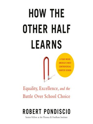 cover image of How the Other Half Learns