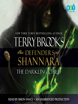 cover image of The Darkling Child