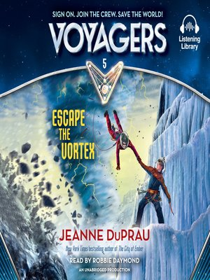 cover image of Escape the Vortex