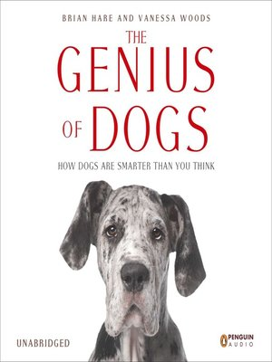 cover image of The Genius of Dogs