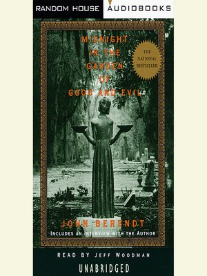 cover image of Midnight in the Garden of Good and Evil