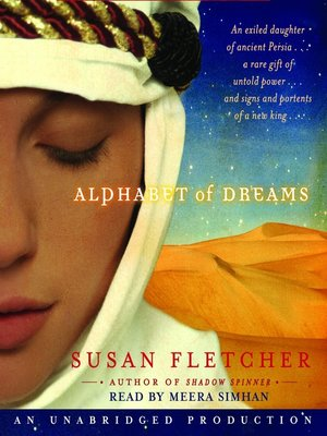 cover image of Alphabet of Dreams