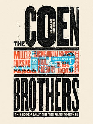 cover image of The Coen Brothers