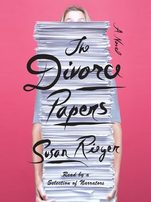 cover image of The Divorce Papers
