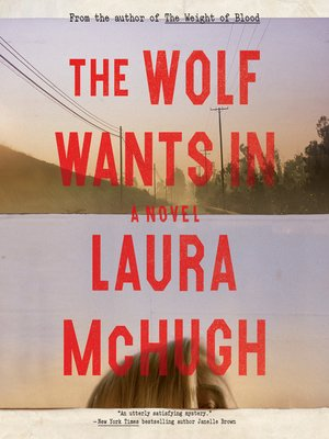 cover image of The Wolf Wants In