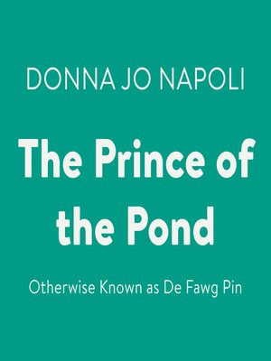 cover image of The Prince of the Pond