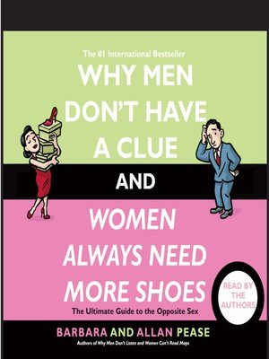 cover image of Why Men Don't Have a Clue and Women Always Need More Shoes