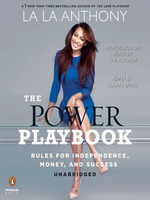 cover image of The Power Playbook