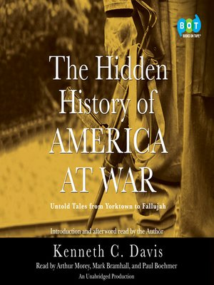 cover image of The Hidden History of America at War
