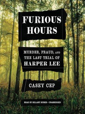 Furious hours