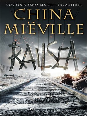 cover image of Railsea