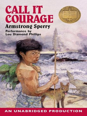 cover image of Call it Courage