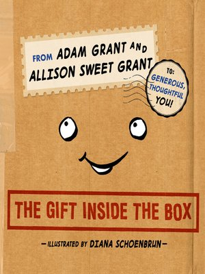 cover image of The Gift Inside the Box