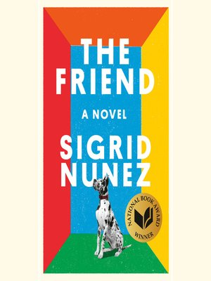 cover image of The Friend