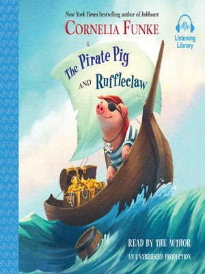 cover image of The Pirate Pig and Ruffleclaw